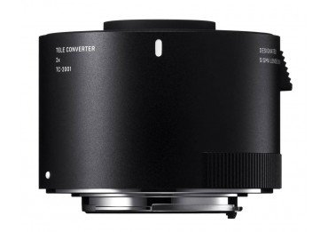 Téléconvertisseur Sigma 2x TC-2001 - Monture Canon Multiplicateur