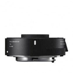 Téléconvertisseur Sigma 1.4x TC-1401 - Monture Canon Bague et Doubleur
