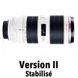 Canon 70-200 mm f/2,8 L IS II USM - Objectif Photo