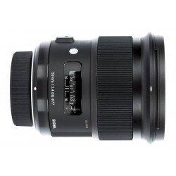 Sigma 50mm f/1,4 DG Art - Monture Nikon Standard