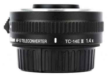 Nikon AF-S TC-14E III Téléconvertisseur Bague et Doubleur