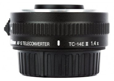 Téléconvertisseur Nikon AF-S TC-14E III Multiplicateur
