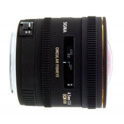 Sigma 4.5mm f/2.8 FISHEYE - Phoxloc