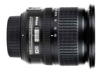 Nikon 10-24mm f/3,5-4,5G ED DX Objectif Nikon (F)
