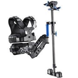 Stabilisateur StabyFlow avec harnais Steadycam - Glidecam