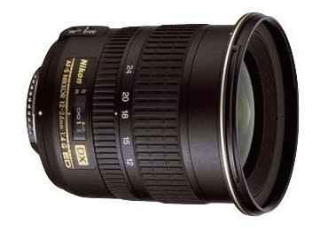 Nikon 12-24 mm f/4G IF-ED Objectif Nikon (F)