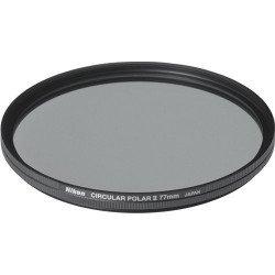 Nikon Filtre Polarisant 77 mm- Circular Polar II