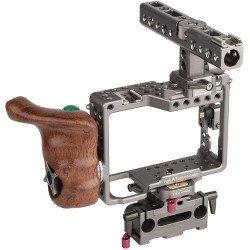 Support de Caméra - TILTA ES-T17-A Sony Alpha A7S, A7R, A7S II, A7R II, A7R III