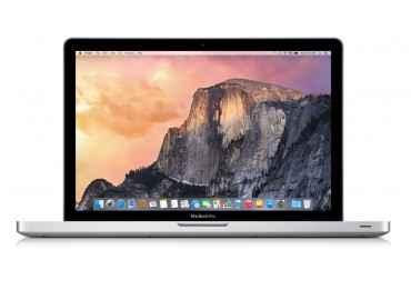 "Macbook Pro Intel Core i7 (2.5 GHz) 16 Go SSD 512 Go 15.4"" - MGXC2F/A Mac / PC"