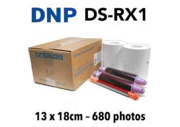 Papier 13X18 DNP RX1 - 680 Titages