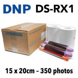 Papier 15X20 DNP RX1 - 350 Titages DNP RX1