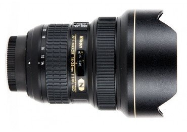 Nikon 14-24 mm f/2,8G ED - Objectif Photo Objectif Nikon (F)
