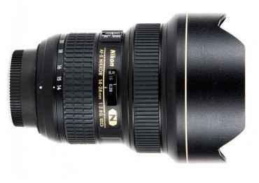 Nikon 14-24mm f/2,8G ED Objectif Nikon (F)