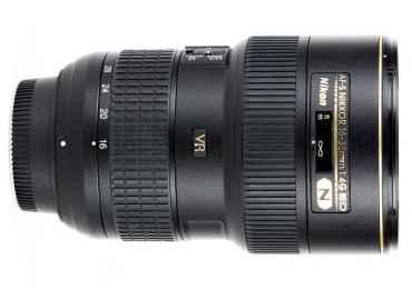 Nikon 16-35 mm f/4G ED VR Objectif Nikon (F)