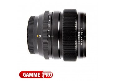 Fuji 23 mm f/1.4 R Grand Angle