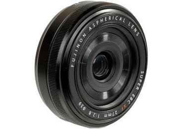 Fuji 27mm f/2.8