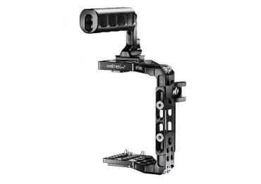 Cage Universelle XL MK II - Pour appareil photo et DSL Crosse d'épaule & Rig