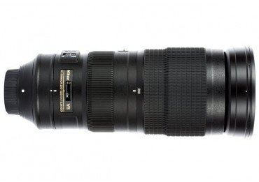 Nikon 200-500 mm F5.6E ED VR Téléobjectif