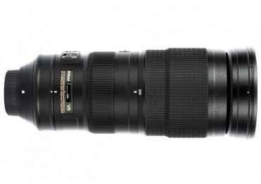 Nikon AF-S 200-500 mm F5.6E ED VR Téléobjectif