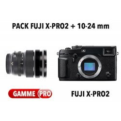 Pack Fuji X-Pro2 + 10-24mm F2.8