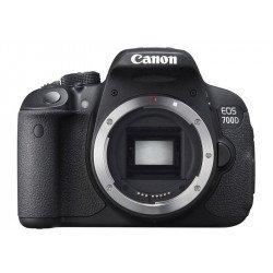 Canon 700D + 1 batterie & chargeur Reflex Canon