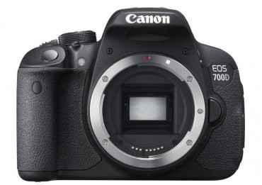 Canon EOS 700D - Pix Location