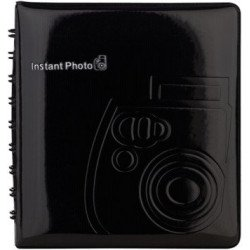 Album Photo Fuji instax noir - 64 vues VENTE