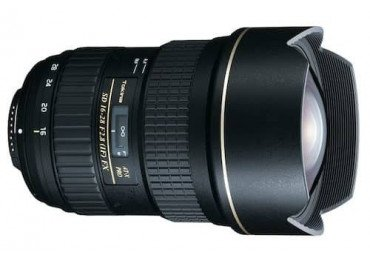 Tokina 16-28mm f/2.8 AT-X Pro FX Canon