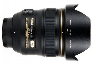 Nikon 24 mm f/1,4G ED DISPO 3-5 JOURS