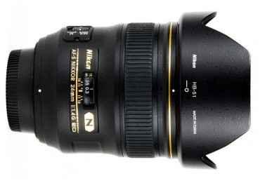 Nikon 24mm f/1.4G ED-Phoxloc