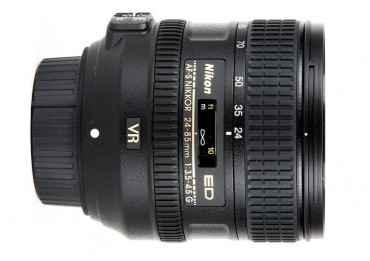 Nikon 24-85 mm f/3,5-4,5G ED VR Standard
