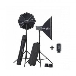 Kit Flash Elinchrom D-Lite RX 4/4 Softbox