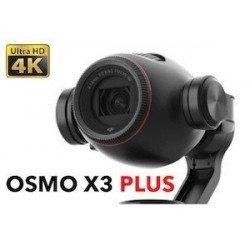 Dji Osmo+ avec zoom 22-77 mm