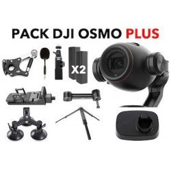 Pack Dji Osmo Plus avec zoom + Pack sport