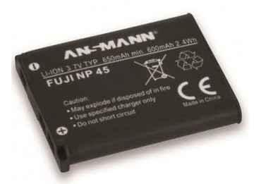 Batterie Fujifilm NP-45 Batterie Fuji