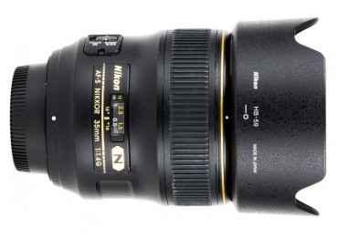 Nikon 35mm F1.4G - Phoxloc