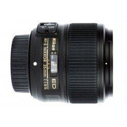 Nikon 35mm f/1,8G - FX Standard