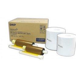 Papier photo DNP DS80DX 20x30cm - 220 tirages recto DNP DS820