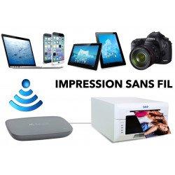 Serveur d'Impression DNP WPS-1 EU sans Fil - Pour DS620, DS40, DS80, DSRX1