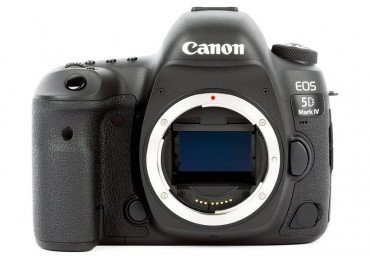 location Canon 5D Mark IV