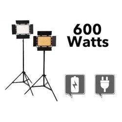 Kit éclairage LED DLP-600 Dörr Panneaux Led