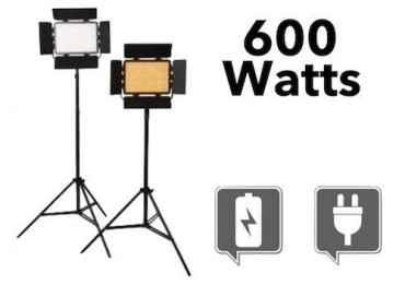 Kit éclairage LED DLP-600 Dörr Eclairage Continu