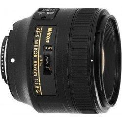 Nikon 85 mm f/1,8G Standard