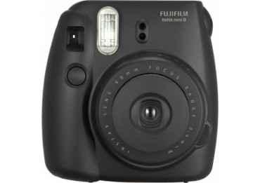 Fujifilm Instax Mini 8 Noir - appareil photo instantanée Pack Instax Mini 8