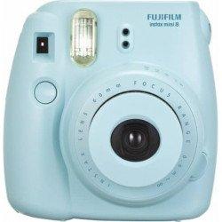 Fujifilm Instax Mini 8 Bleu - appareil photo instantanée Pack Instax Mini 8
