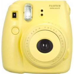Fujifilm Instax Mini 9 Jaune Pack Instax Mini 8