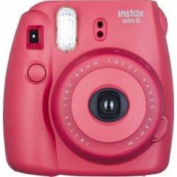 Fujifilm Instax Mini 8 Rouge - appareil photo instantanée