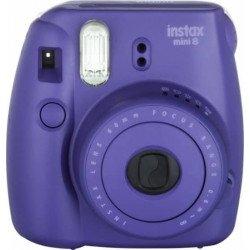 Fujifilm Instax Mini 8 Violet - appareil photo instantanée