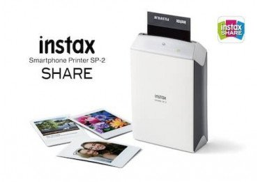 Imprimante photo portable Fujifilm instax SHARE SP-2 Imprimante Smartphone