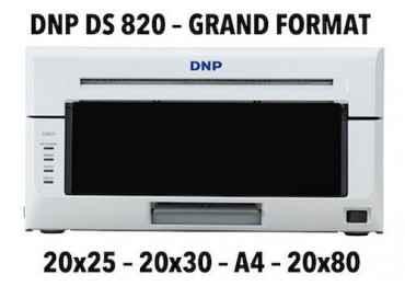 Imprimante thermique DNP DS820 Imprimante Photo
